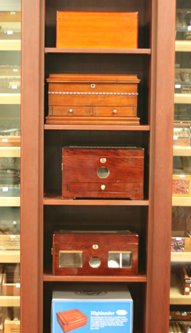 Humidors in Wilmington & New Castle